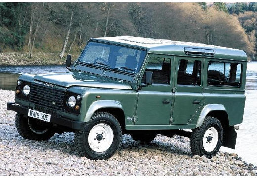 land-rover 110 station wagon #7