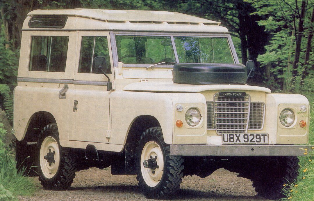land-rover 88 series iii-pic. 1