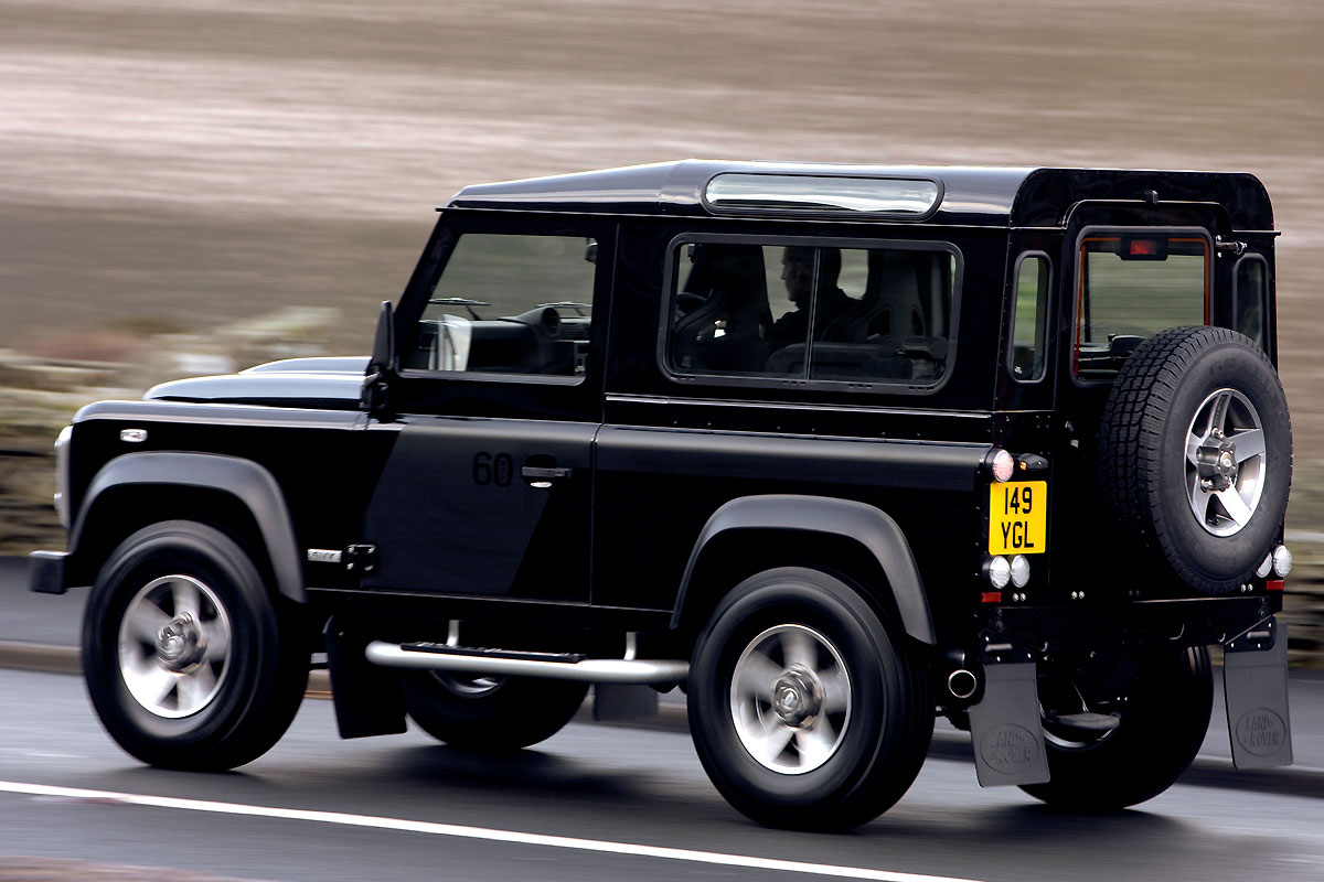 land rover defender 90 sw-pic. 2
