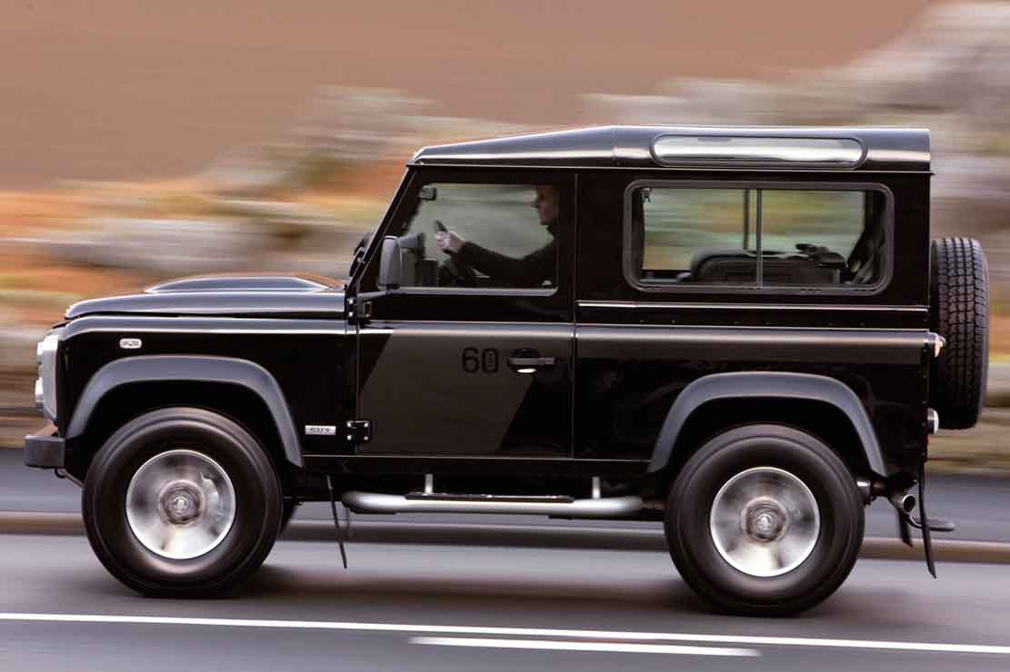 land rover defender 90 sw photos and comments. Black Bedroom Furniture Sets. Home Design Ideas
