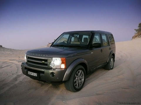 land rover discovery 3 #5