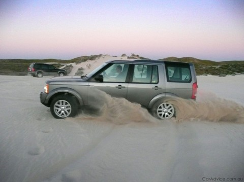 land rover discovery 3 #7