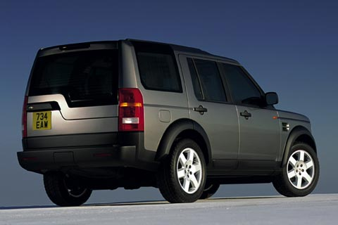land rover discovery 3 #8