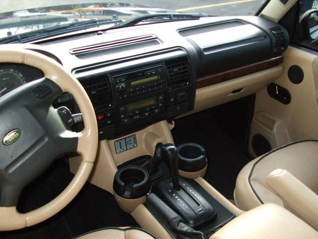 land rover discovery 4.6 #5