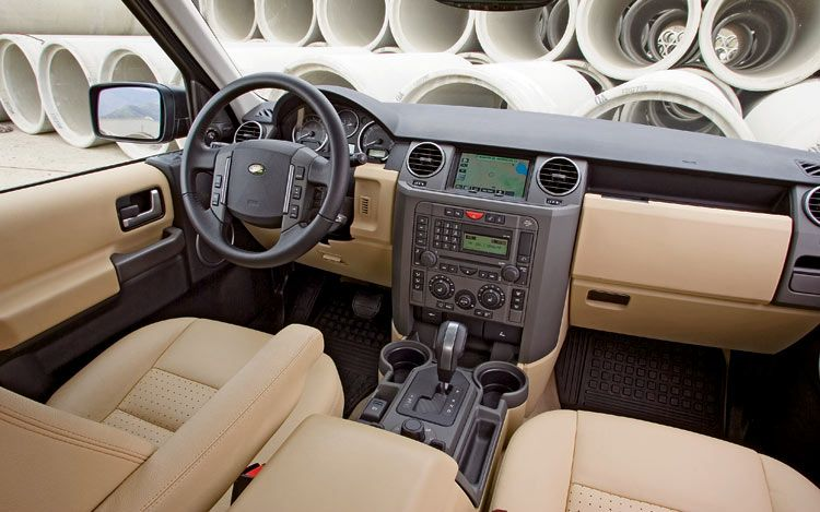 land rover lr3 hse-pic. 2