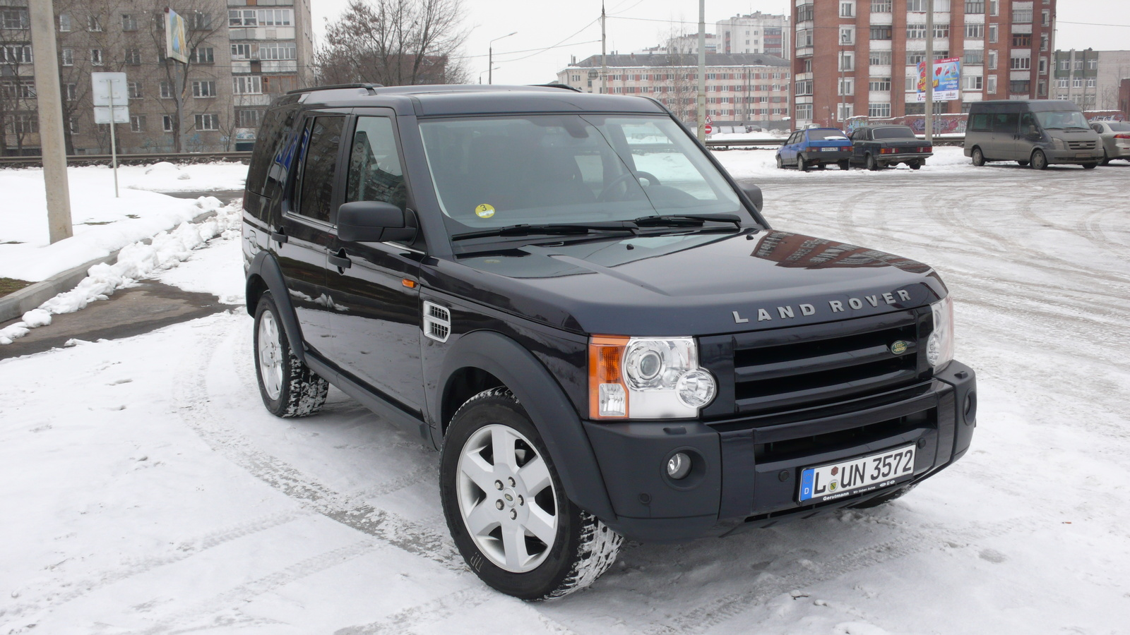land rover lr3 hse photos and comments. Black Bedroom Furniture Sets. Home Design Ideas