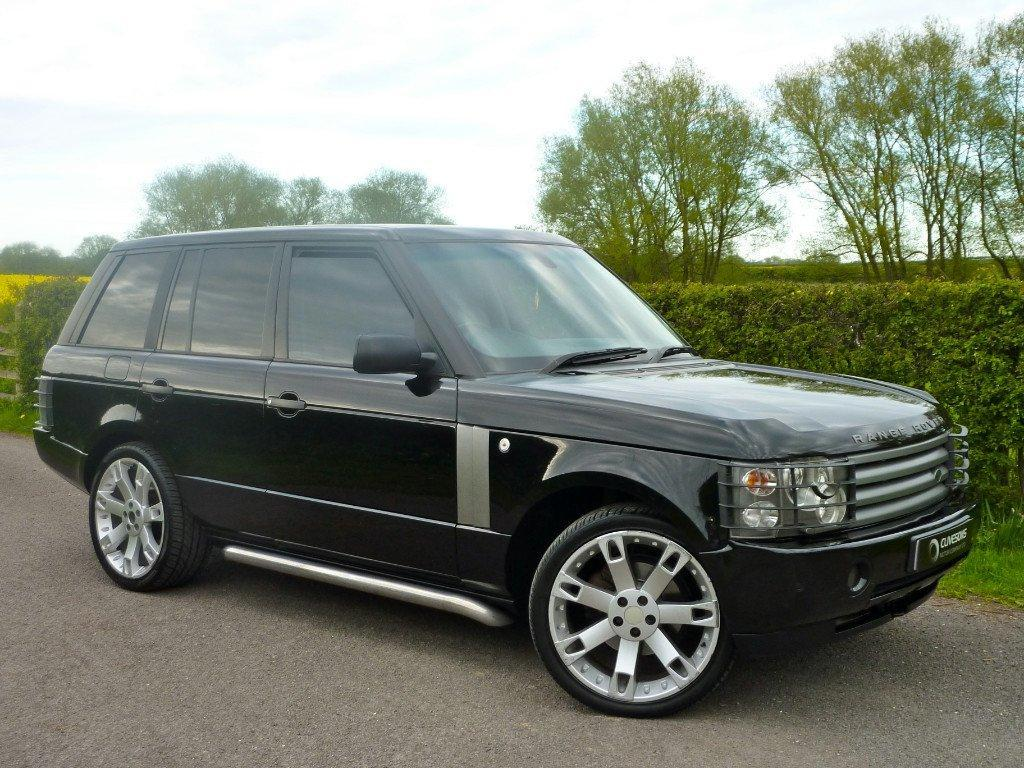 land rover range rover 3 0 td6 photos and comments. Black Bedroom Furniture Sets. Home Design Ideas