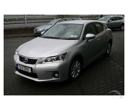 lexus ct 200h executive-pic. 1