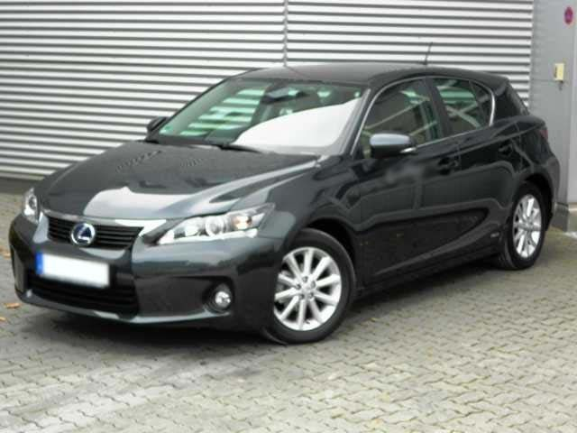 lexus ct 200h executive-pic. 2