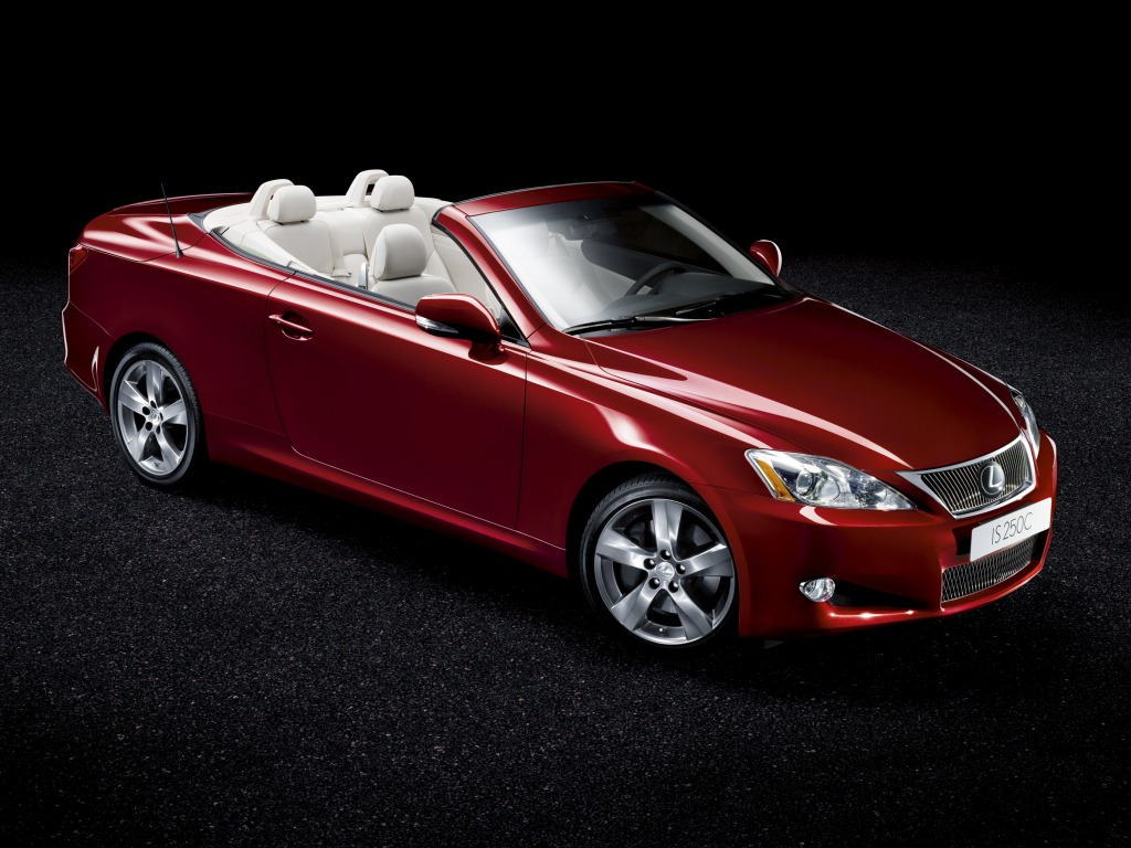 lexus is 250 c #0