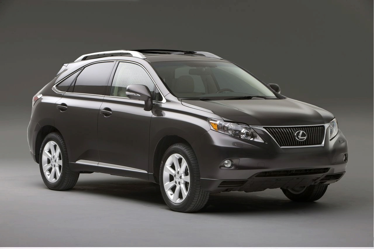 lexus rx 350 at #0
