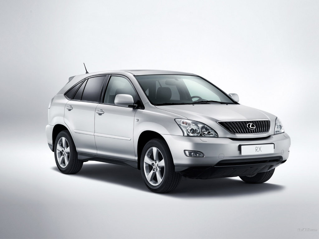 lexus rx 350 at #2