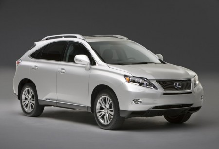 lexus rx 350 at #3