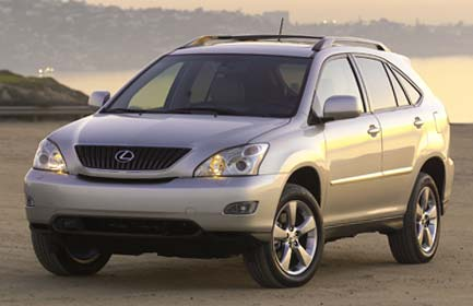 lexus rx 350 at #7