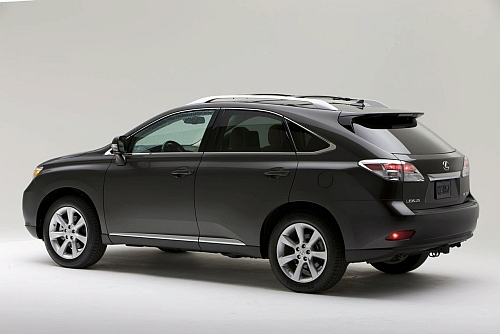 lexus rx 350 at #8