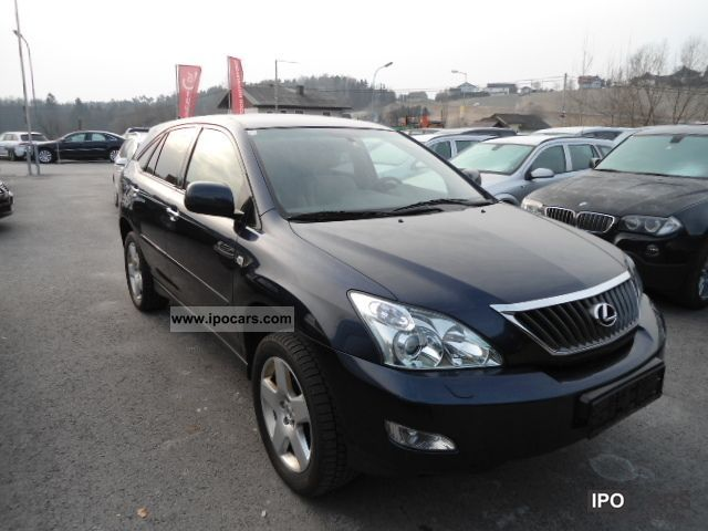 lexus rx 350 executive #3