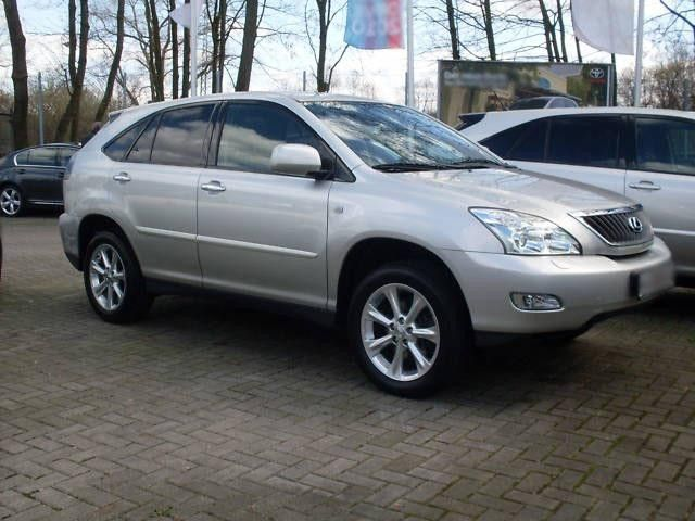 lexus rx 350 executive #4