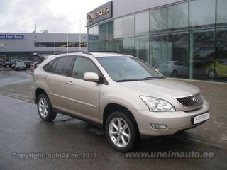 lexus rx 350 executive #5