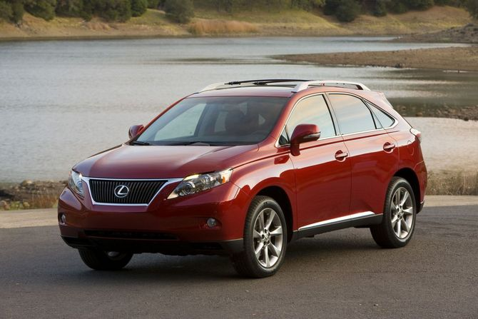 lexus rx 350 executive #6