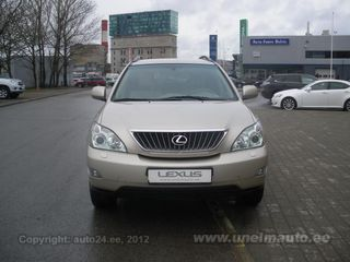 lexus rx 350 executive #7