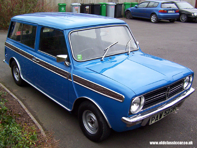 leyland mini clubman Photo 212216. Complete collection of ...