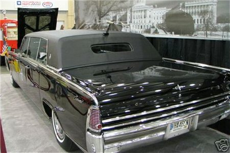 lincoln continental executive limousine #2