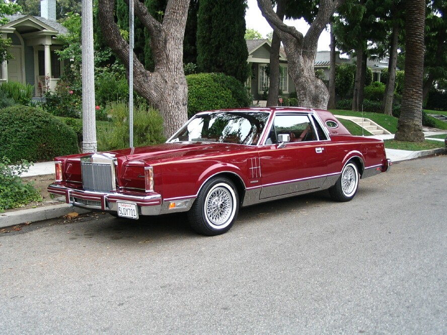 lincoln continental mark vi #0