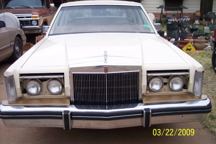 lincoln continental mark vi #4