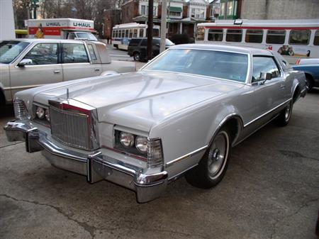 lincoln continental mark vi #6