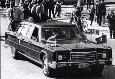 lincoln continental presidential limousine #1