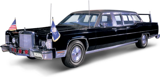 lincoln continental presidential limousine #6