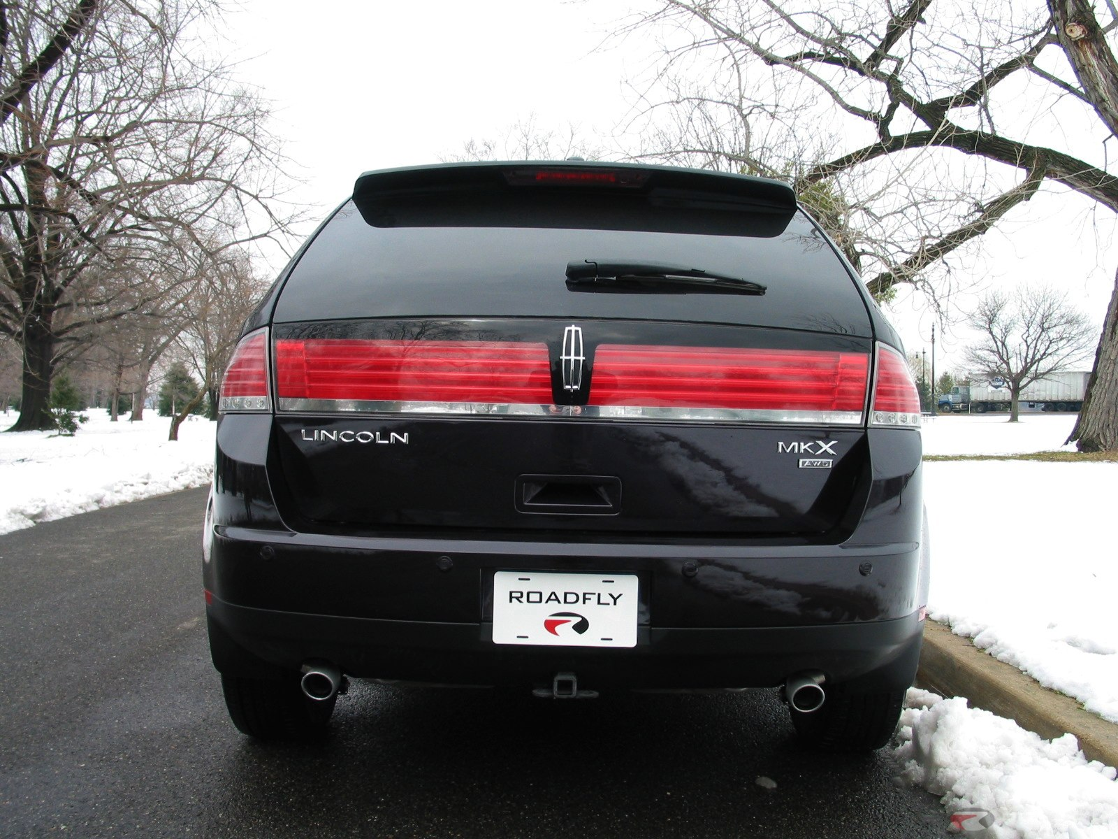 lincoln mkx awd #3
