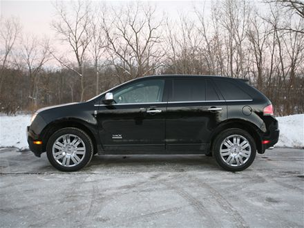 lincoln mkx awd #5