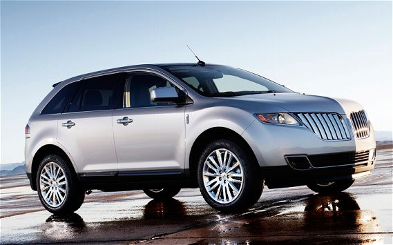 lincoln mkx awd #6