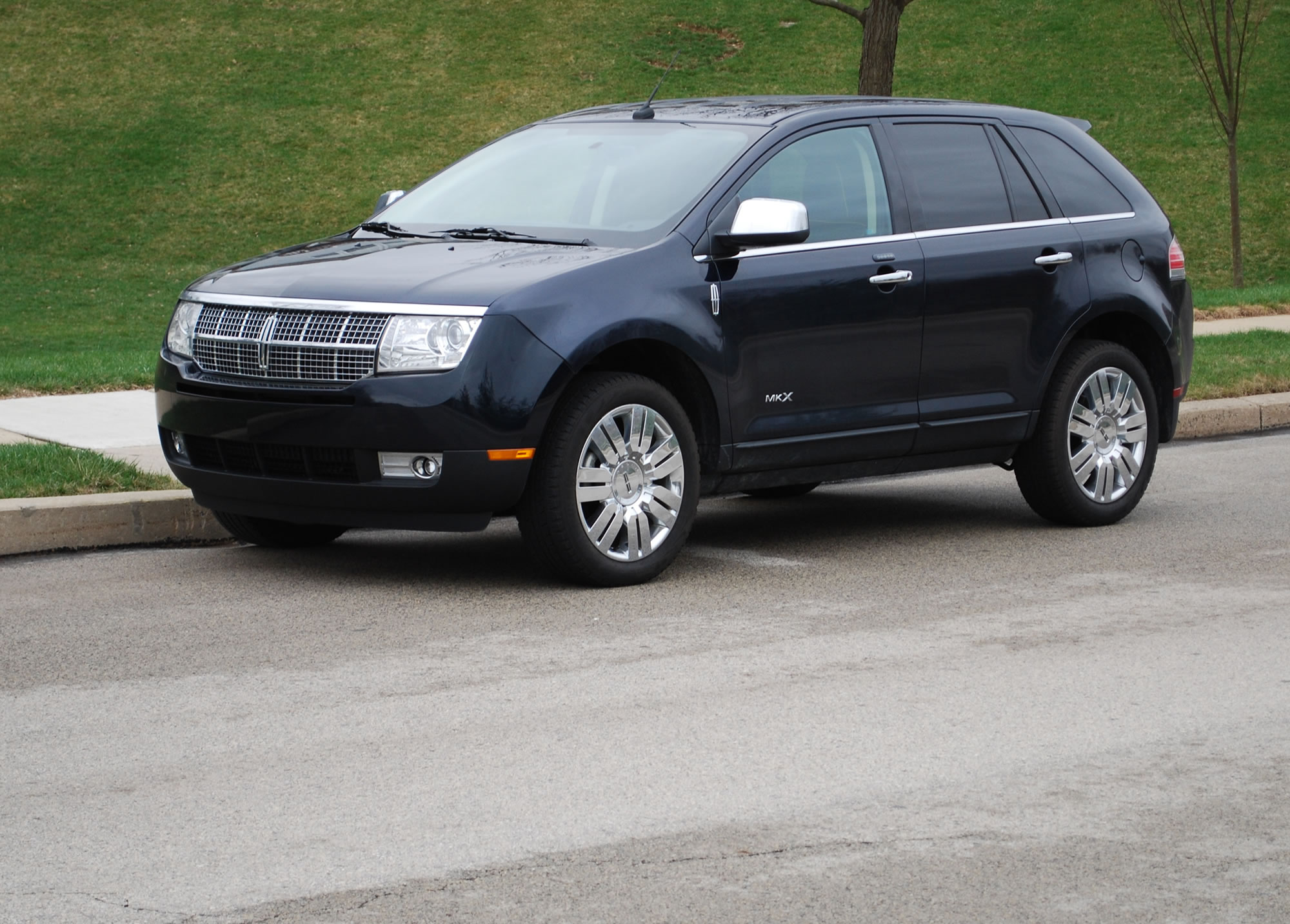 lincoln mkx awd #7