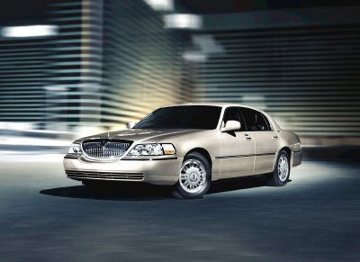 lincoln town car signature limited #5