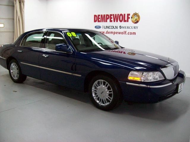 lincoln town car signature limited #6