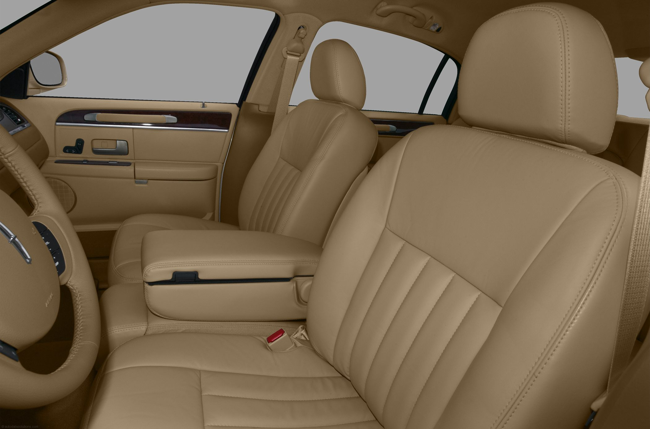 lincoln town car signature limited #8
