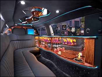 lincoln town car stretched limousine #3