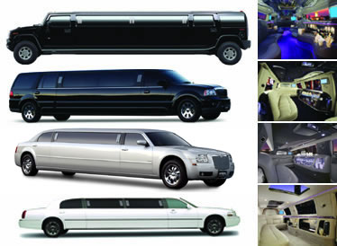 lincoln town car stretched limousine #6