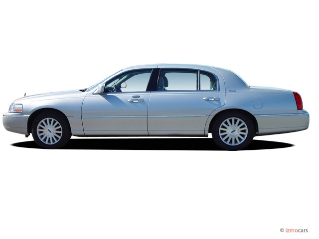 lincoln town car ultimate #4