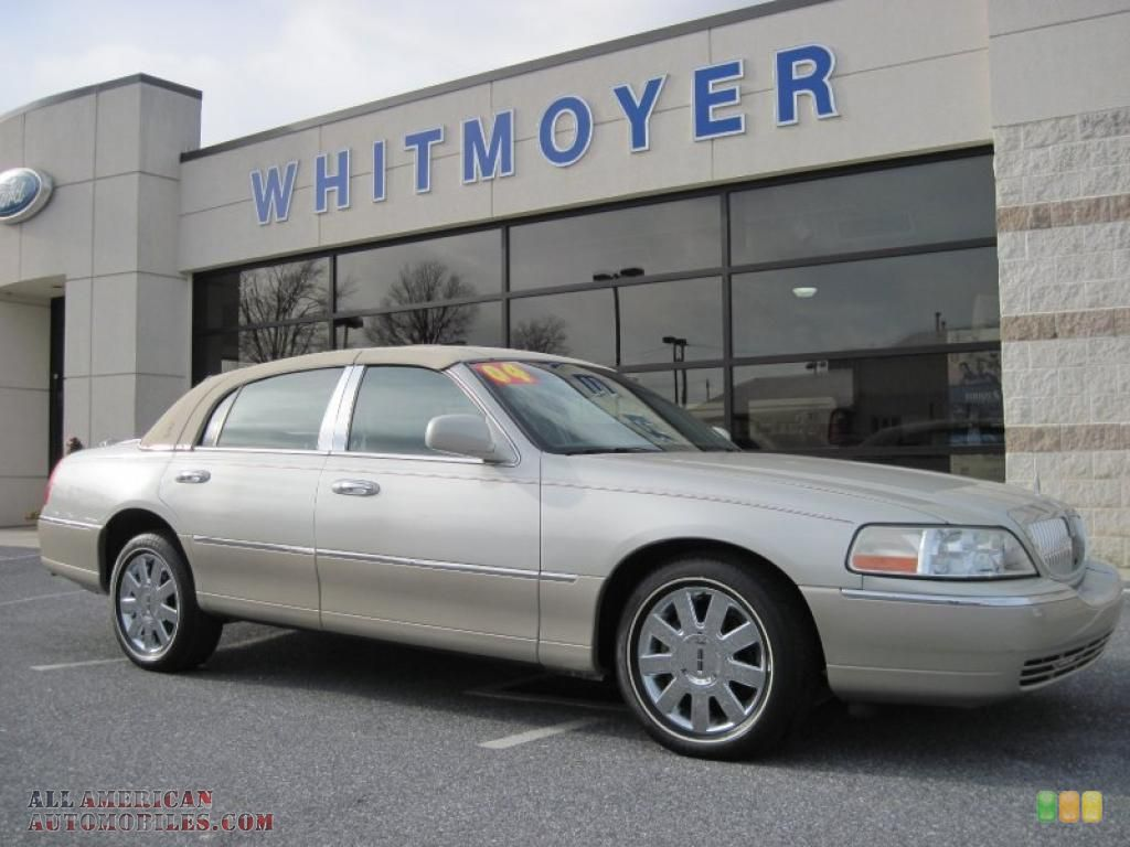lincoln town car ultimate #7