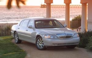 lincoln town car ultimate #8