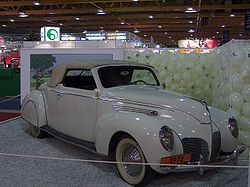 lincoln zephyr #0