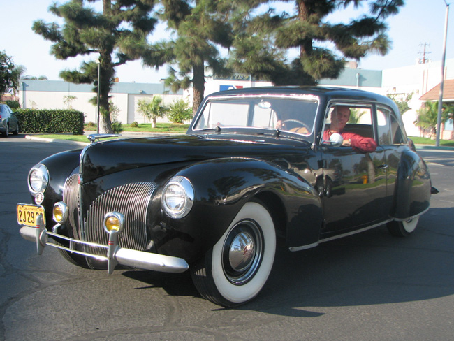 lincoln zephyr continental #2
