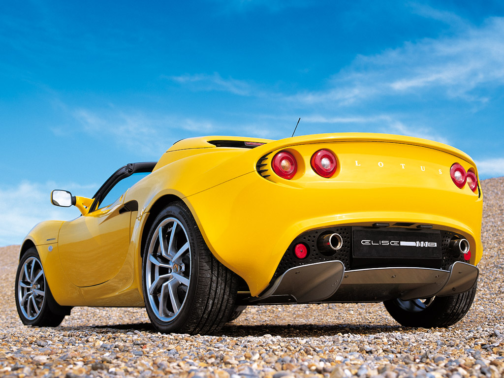 lotus elise 111 s photos and comments. Black Bedroom Furniture Sets. Home Design Ideas