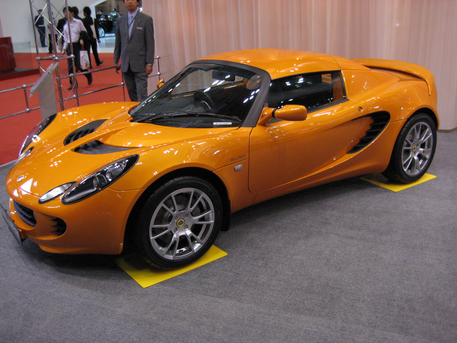 lotus elise supercharged-pic. 2
