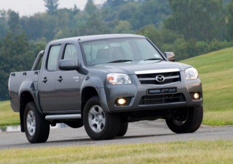 mazda bt-50 xl-cab #0
