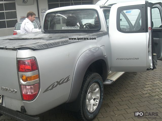 mazda bt-50 xl-cab #7