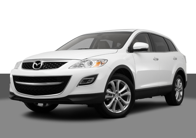 mazda cx 9 grand touring awd photos and comments. Black Bedroom Furniture Sets. Home Design Ideas